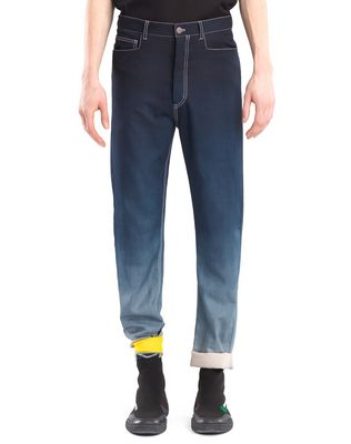 LANVIN OVERDYED PANTS Pants U f