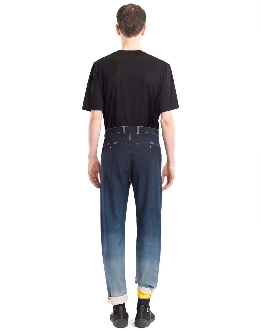 OVERDYED TROUSERS - Lanvin