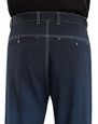 LANVIN Trousers Man OVERDYED TROUSERS f
