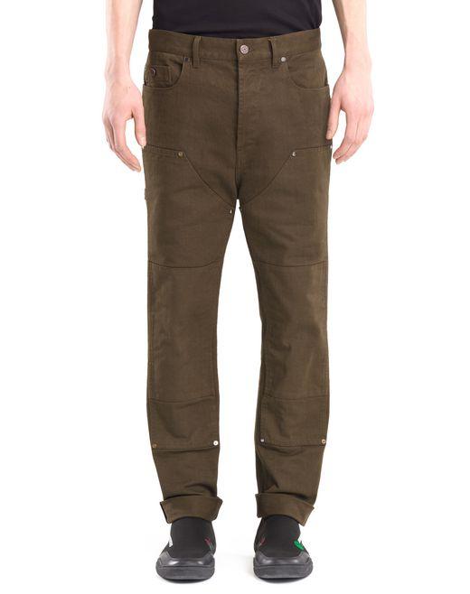 lanvin jean workwear homme
