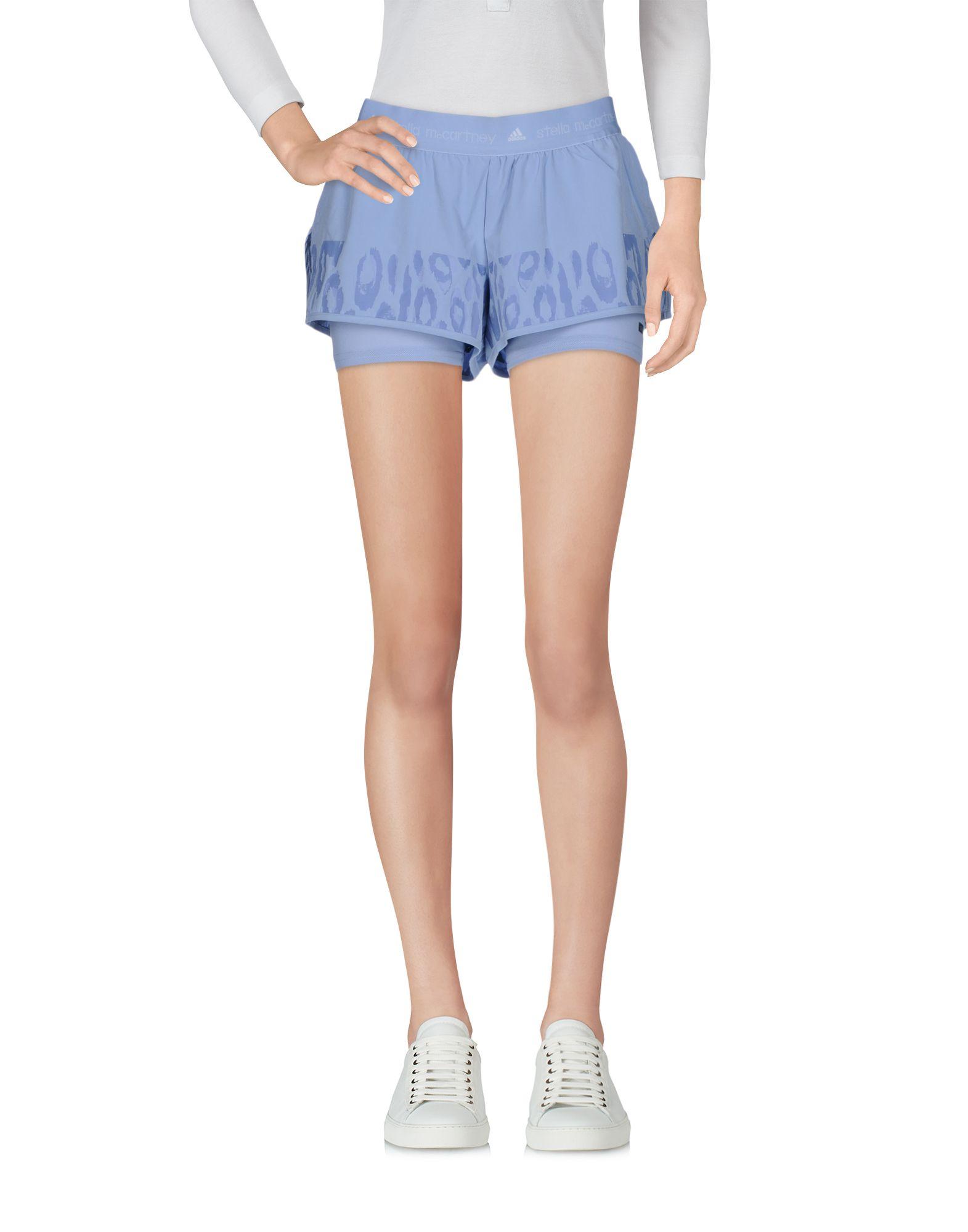 цена ADIDAS by STELLA McCARTNEY Повседневные шорты онлайн в 2017 году