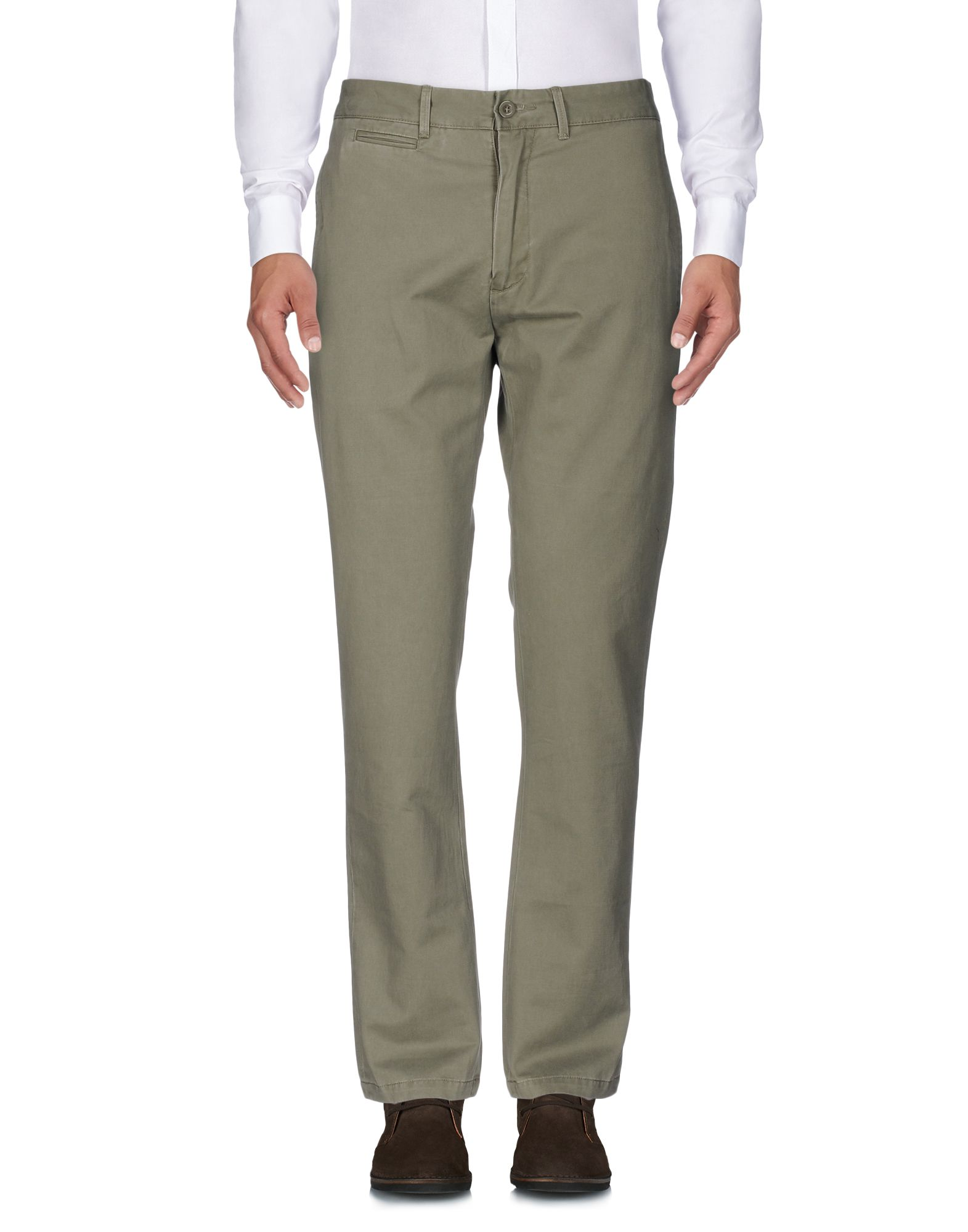 GRAYERS Casual Pants in Military Green