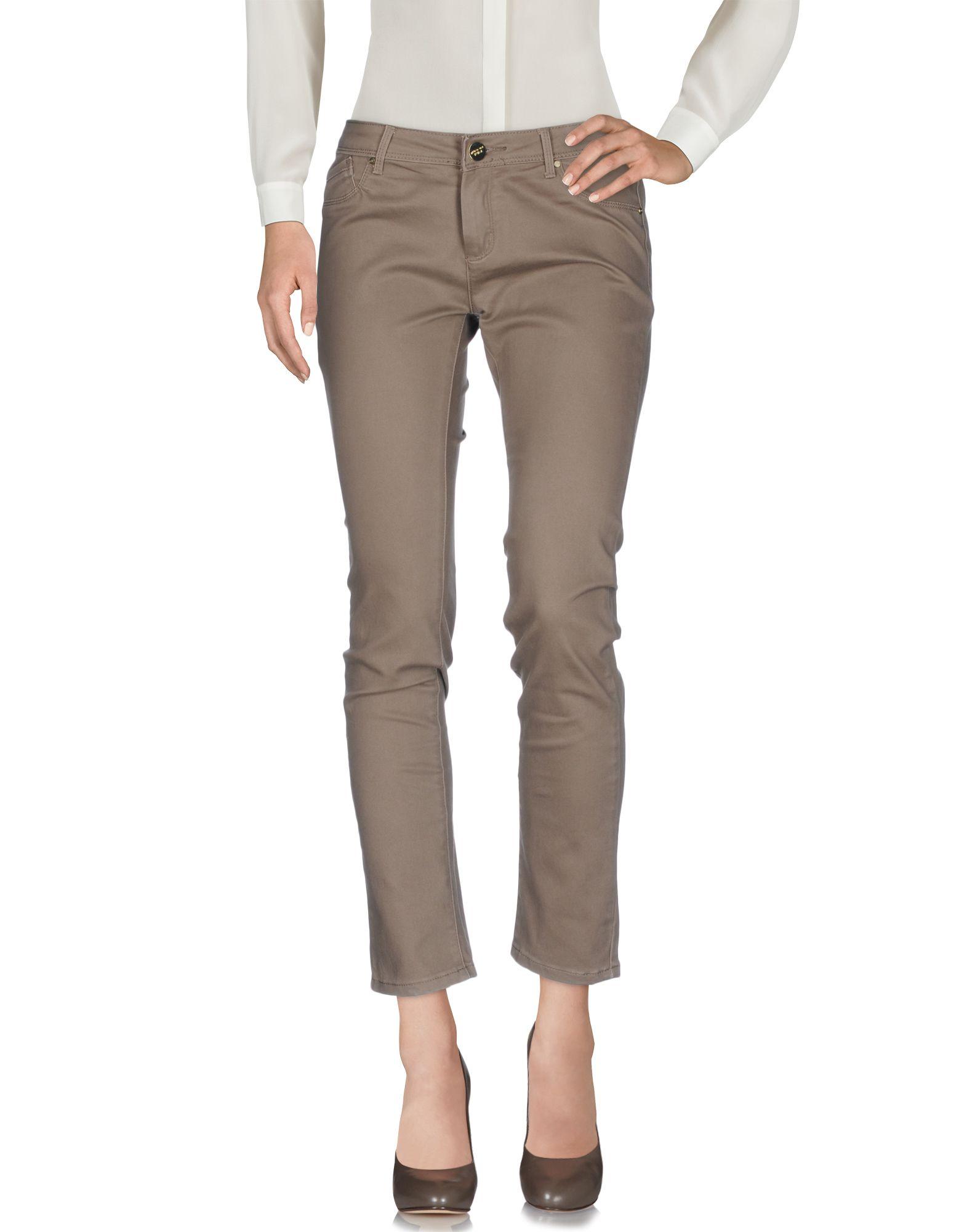 ARTIGLI Повседневные брюки artigli юбка для девочки a07401 серый artigli
