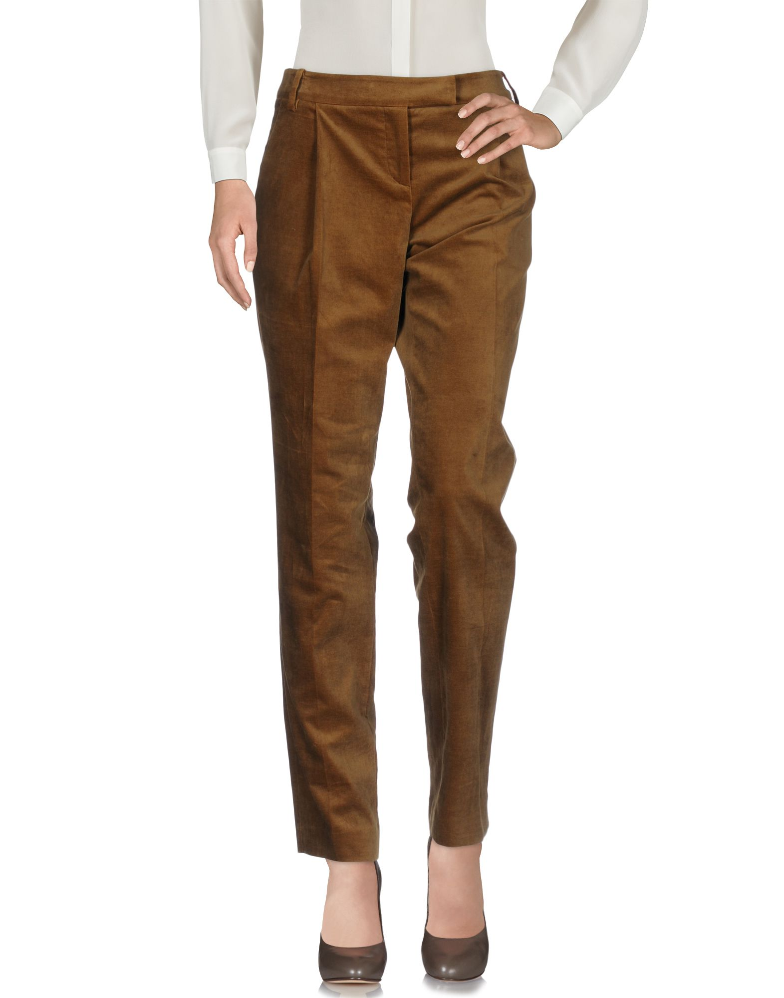 GALITZINE Casual Pants in Khaki