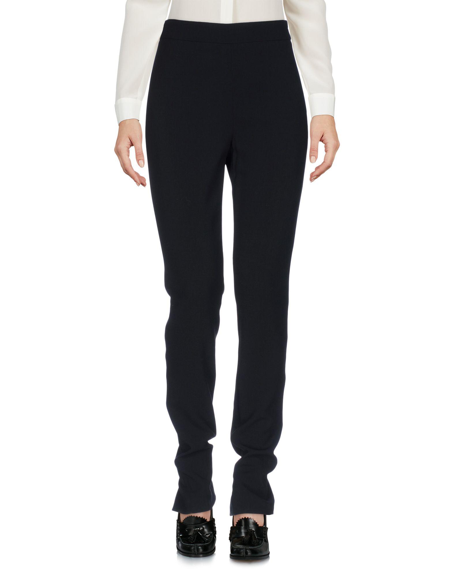 цена PROENZA SCHOULER Повседневные брюки онлайн в 2017 году