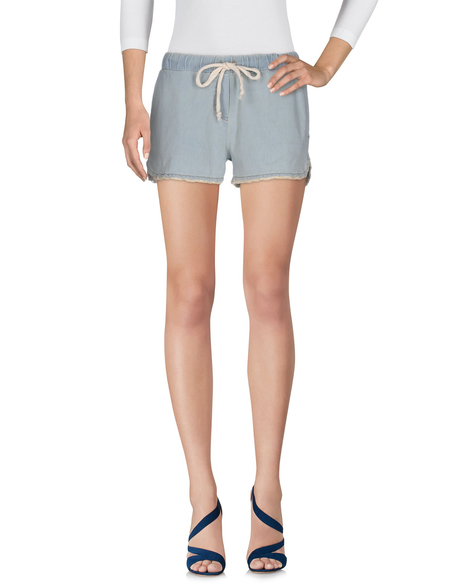 SOALLURE Джинсовые шорты soallure джинсовые брюки