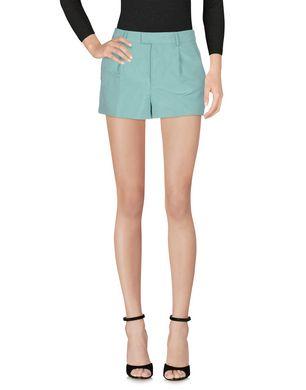 REDValentino Damen Shorts Farbe Säuregrün Größe 2 Sale Angebote Pappenheim