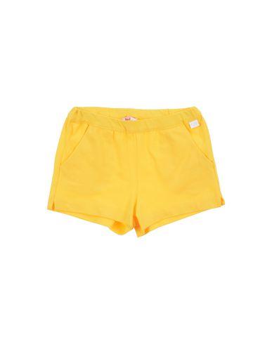Купить Повседневные шорты желтого цвета
