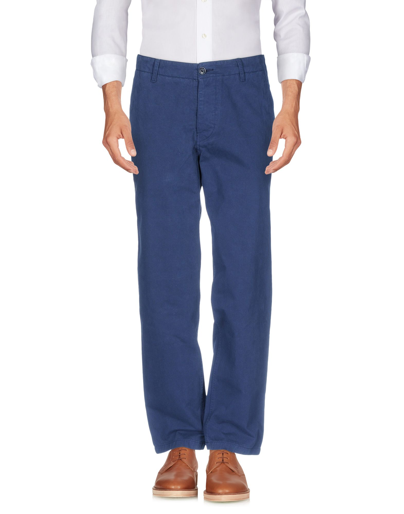 ALBAM Casual Pants in Dark Blue