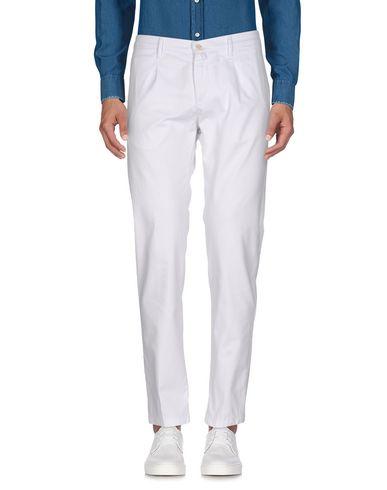 VICTOR COOL メンズ パンツ ホワイト 52 コットン 98% / ポリウレタン 2%