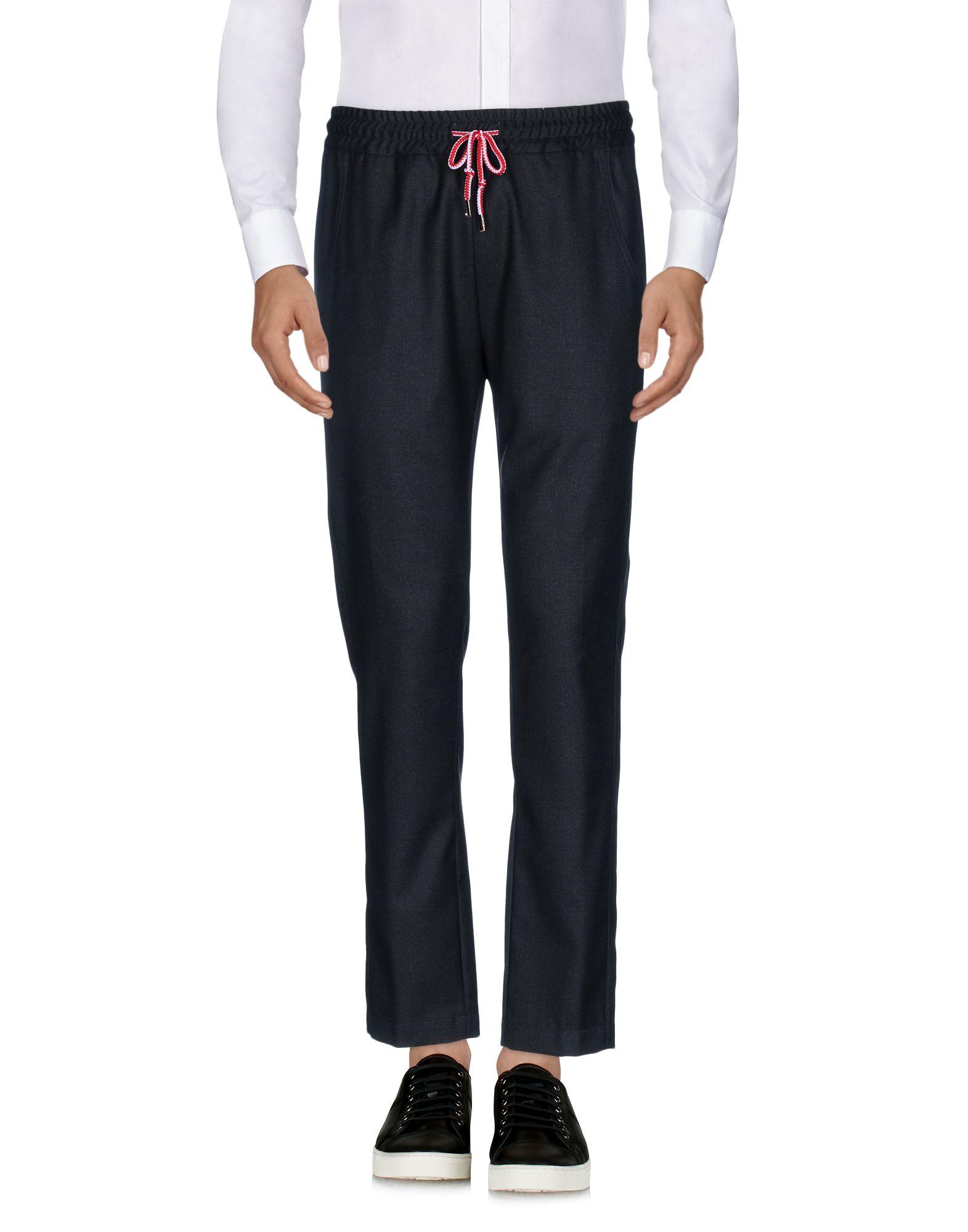 DANIELE ALESSANDRINI HOMME Повседневные брюки daniele michetti daniele michetti ботильоны женские 134
