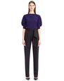 LANVIN Pants Woman WOOL GABARDINE PANTS f