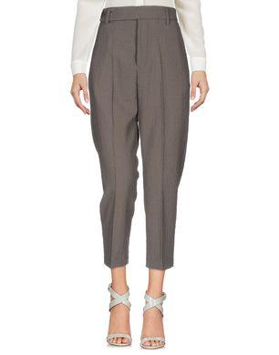Groß Döbbern Angebote RICK OWENS Damen Hose Farbe Grau Größe 3