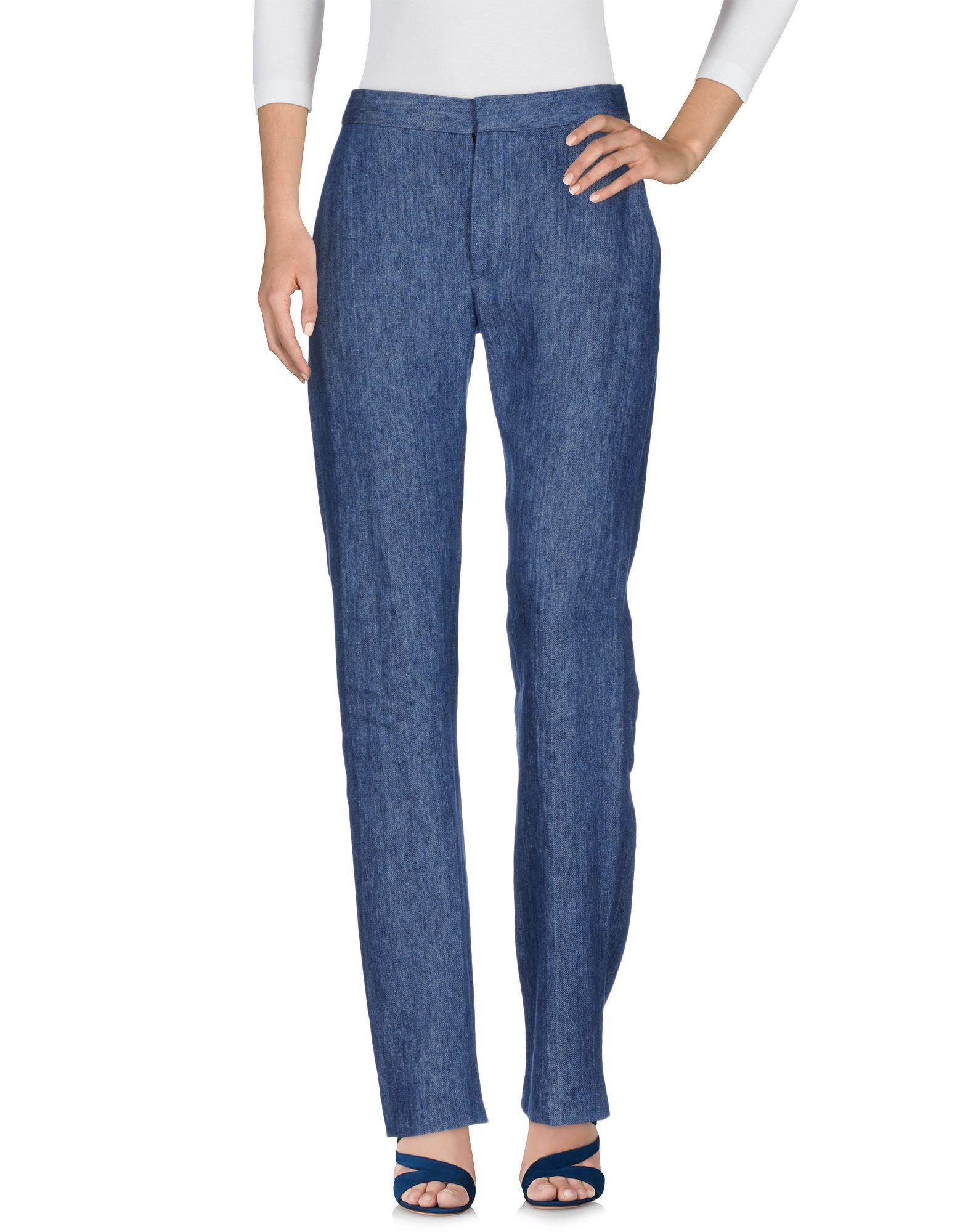 купить GABRIELE COLANGELO Джинсовые брюки по цене 6350 рублей