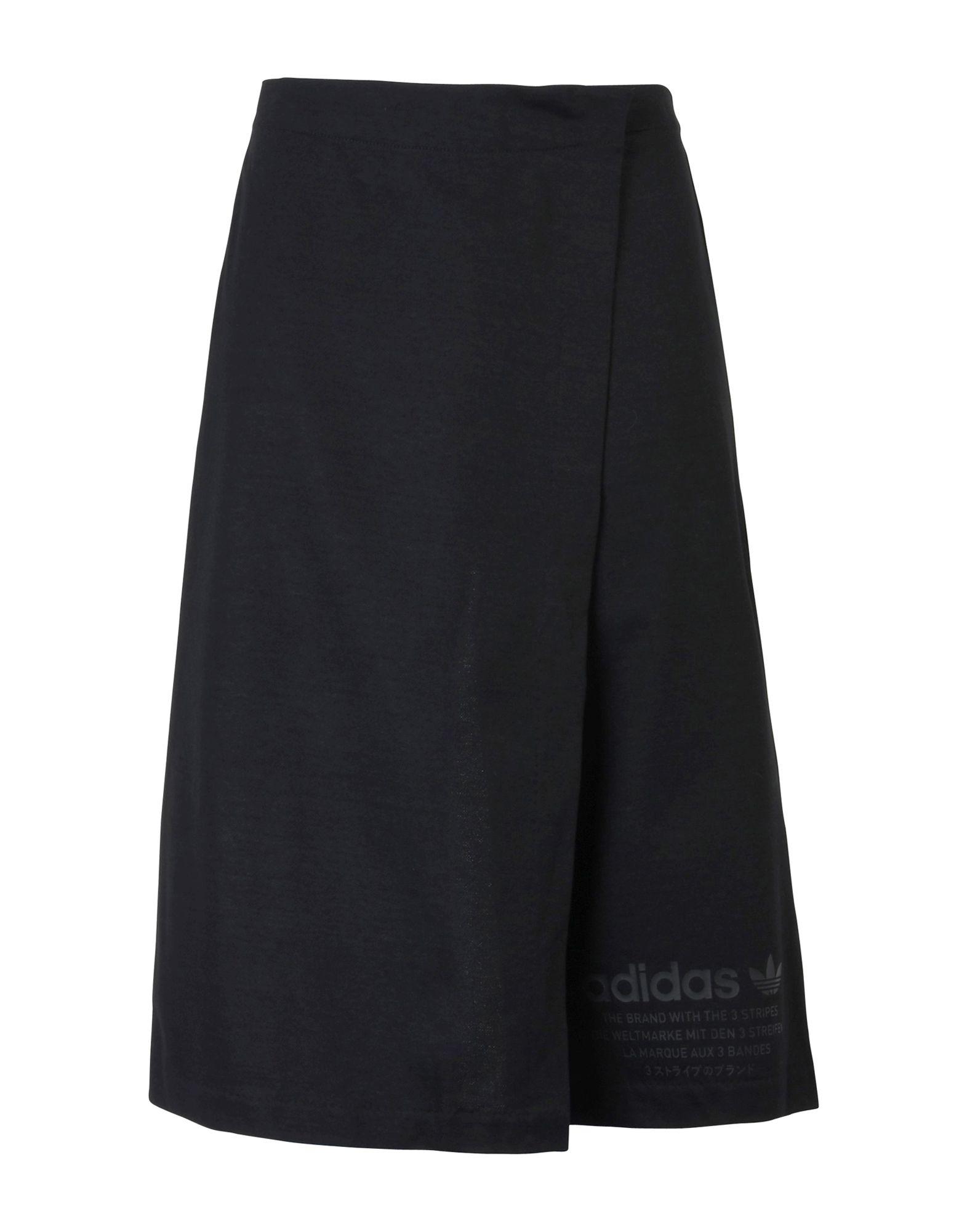 ADIDAS ORIGINALS Юбка длиной 3/4 юбка adidas originals adidas originals ad093ewunq67