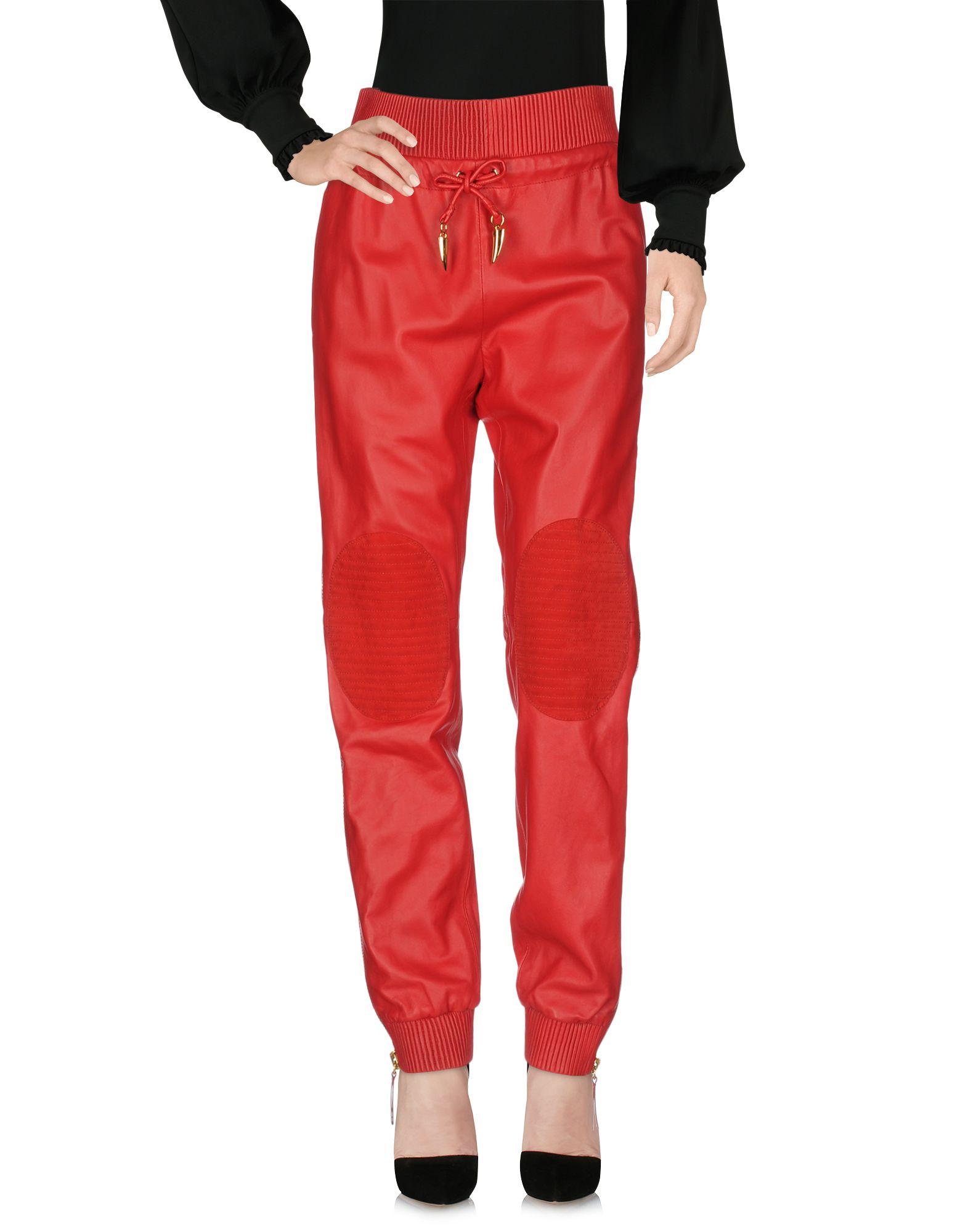 цена GIUSEPPE ZANOTTI DESIGN Повседневные брюки онлайн в 2017 году