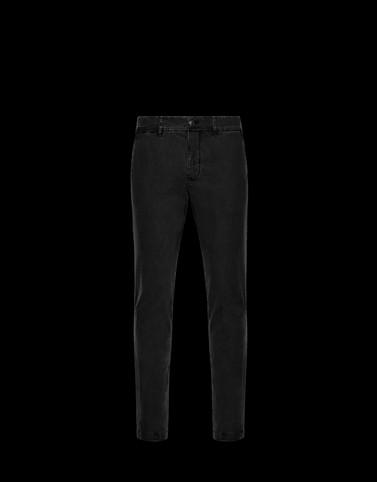MONCLER PANTALONI - Pantaloni - uomo