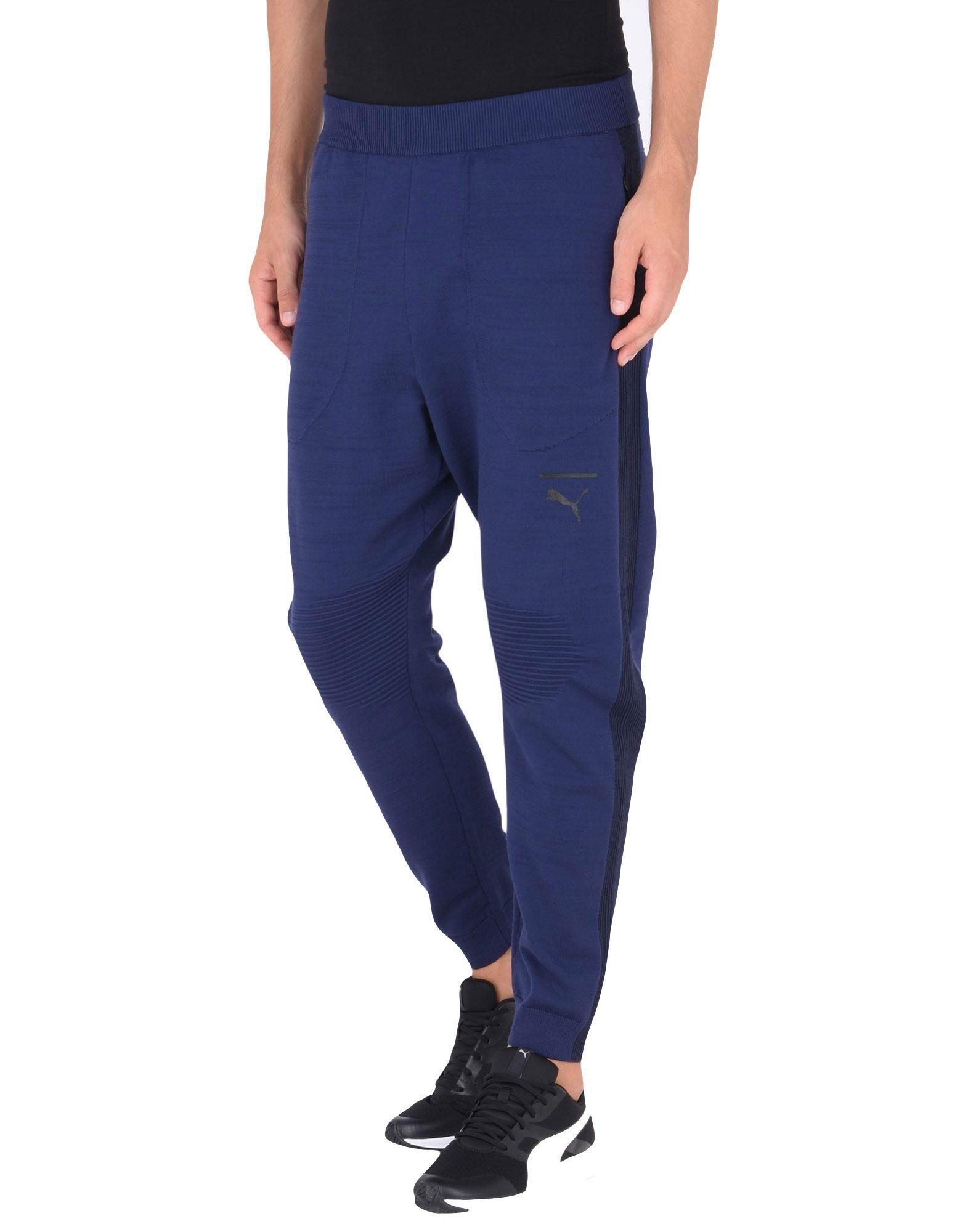 PUMA Повседневные брюки брюки puma брюки active cell poly pants