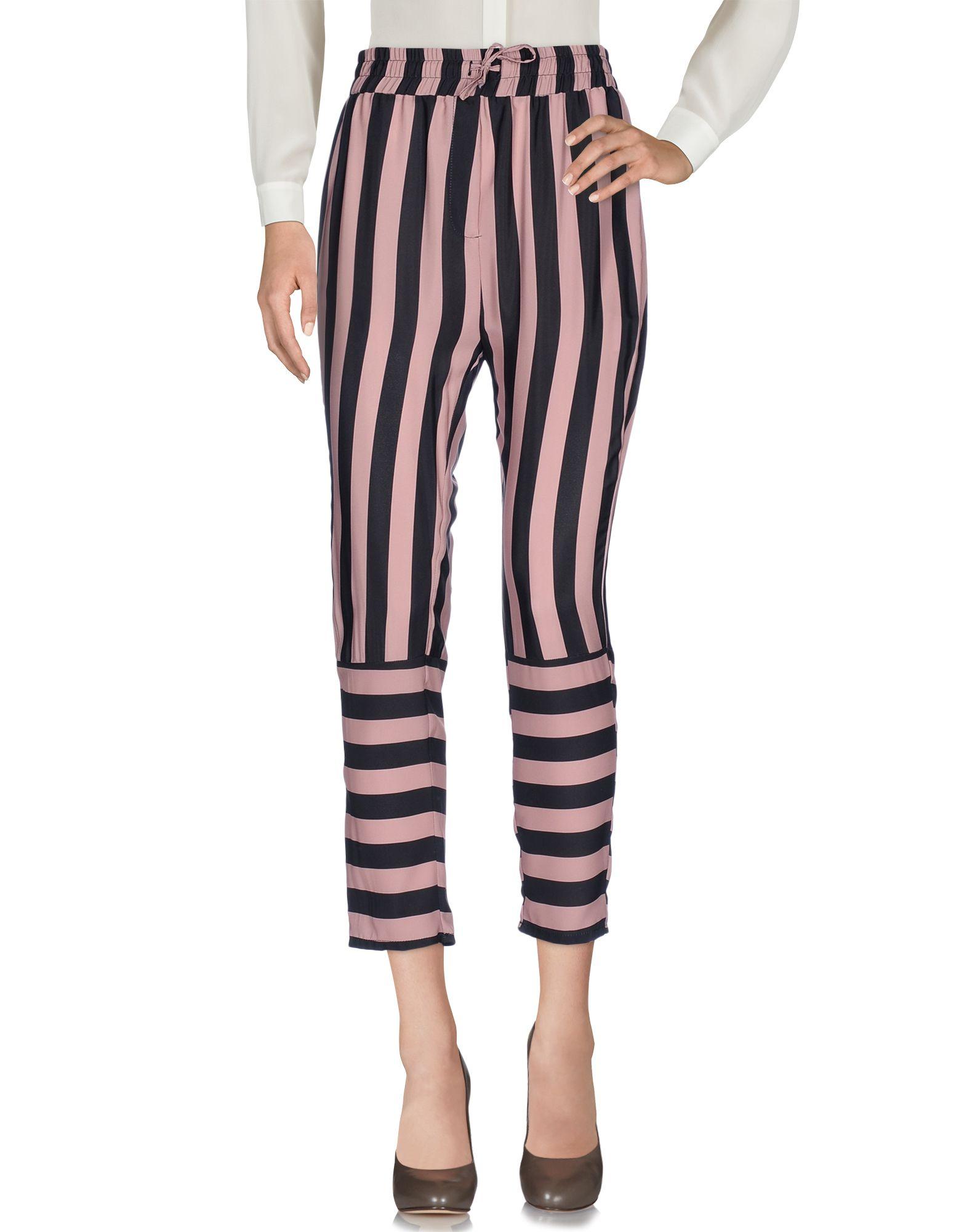 BOUTIQUE de la FEMME Повседневные брюки yamaha bc 108mh