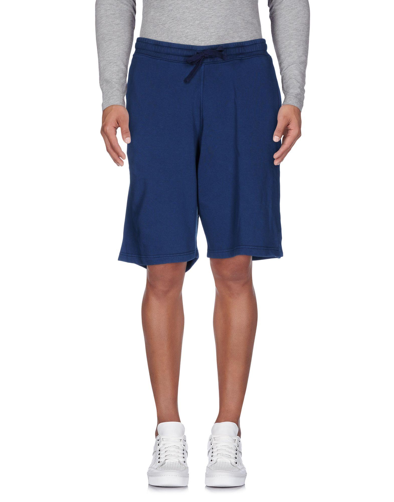 AIEZEN Shorts & Bermuda in Blue