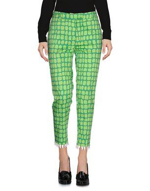 Groß Gaglow Angebote MOSCHINO CHEAP AND CHIC Damen Caprihose Farbe Grün Größe 3