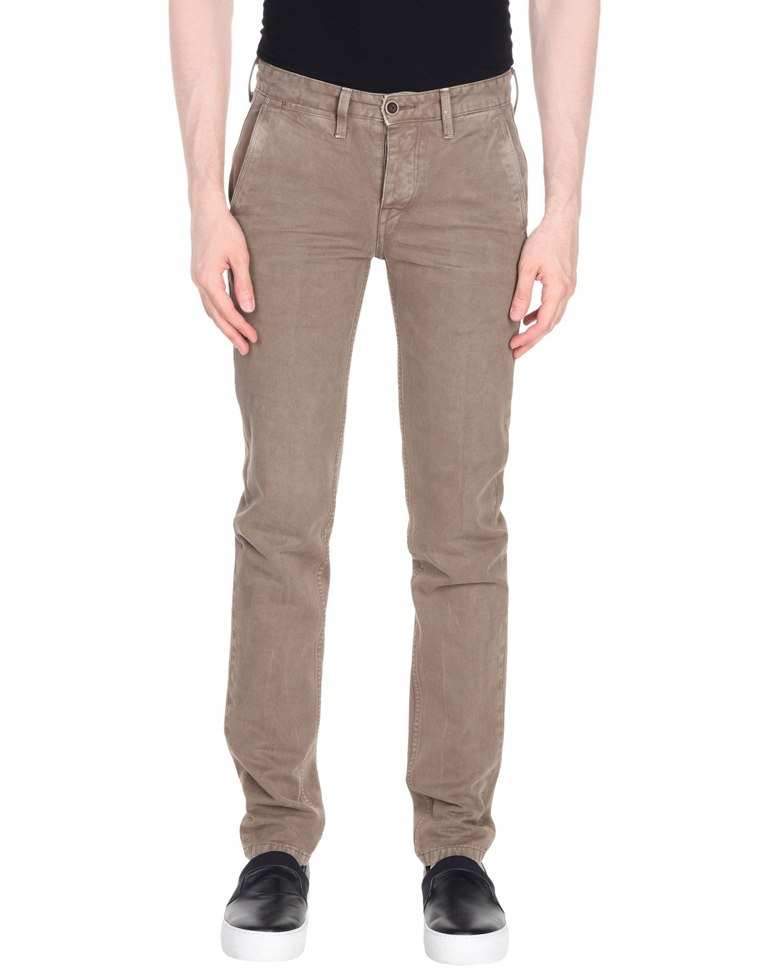 0/ZERO CONSTRUCTION Повседневные брюки цена 2017