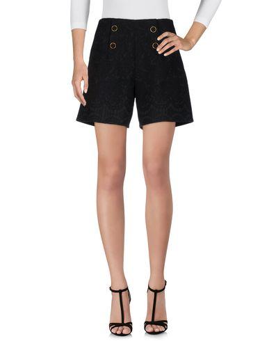 Фото - Повседневные шорты черного цвета