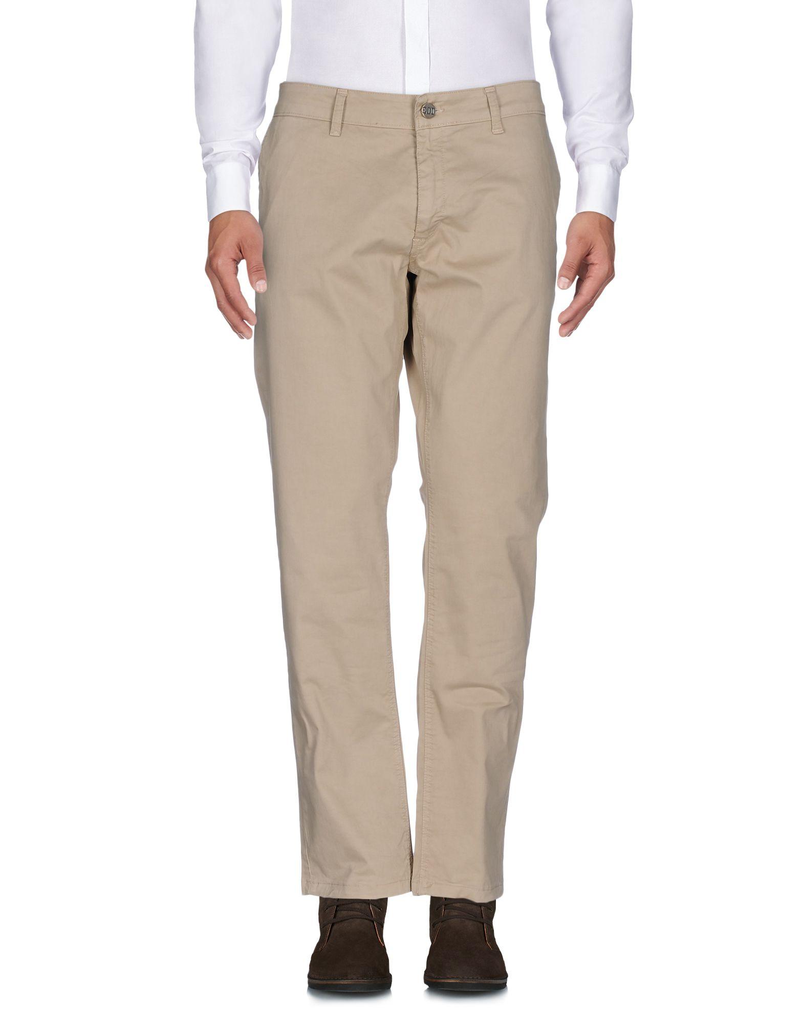 EREDI DEL DUCA Повседневные брюки magazzini del sale повседневные брюки