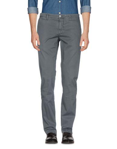 Фото - Повседневные брюки от SIVIGLIA WHITE свинцово-серого цвета