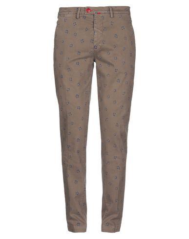 Фото - Повседневные брюки от BARONIO цвета хаки