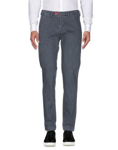 Фото 2 - Повседневные брюки от BARONIO цвет стальной серый