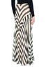 ALBERTA FERRETTI Long striped skirt SKIRT Woman d