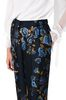 ALBERTA FERRETTI BLOOM PYJAMAS PANTS TROUSERS Woman a