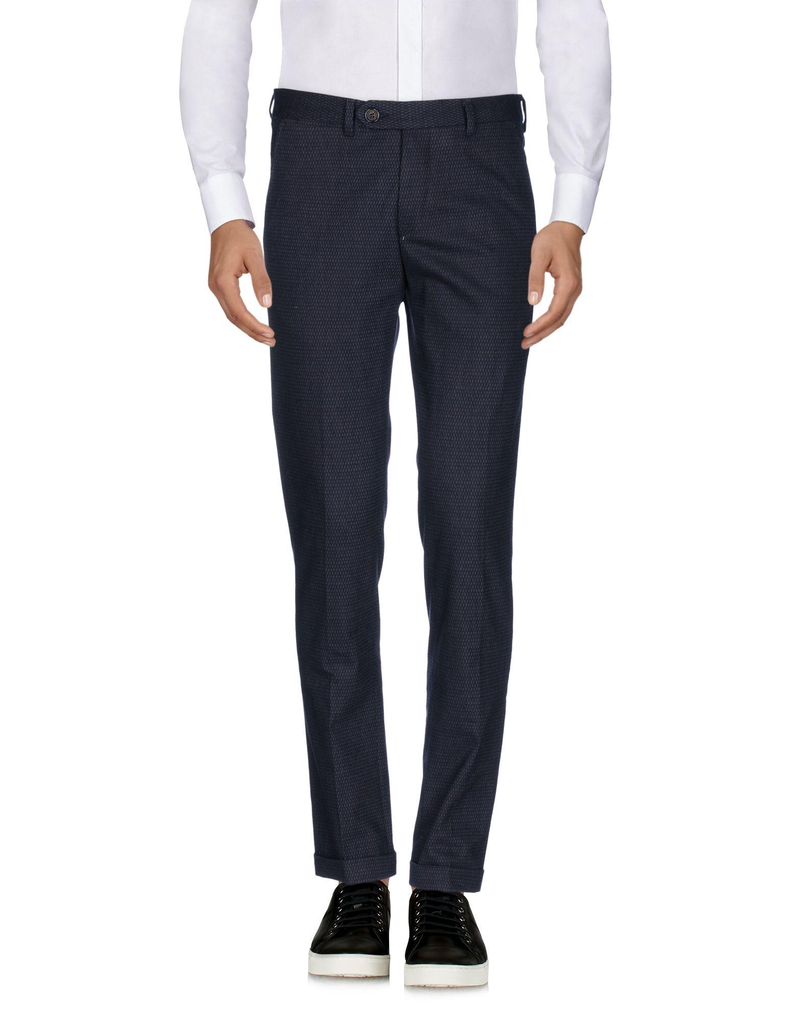цена  B SETTECENTO Повседневные брюки  онлайн в 2017 году