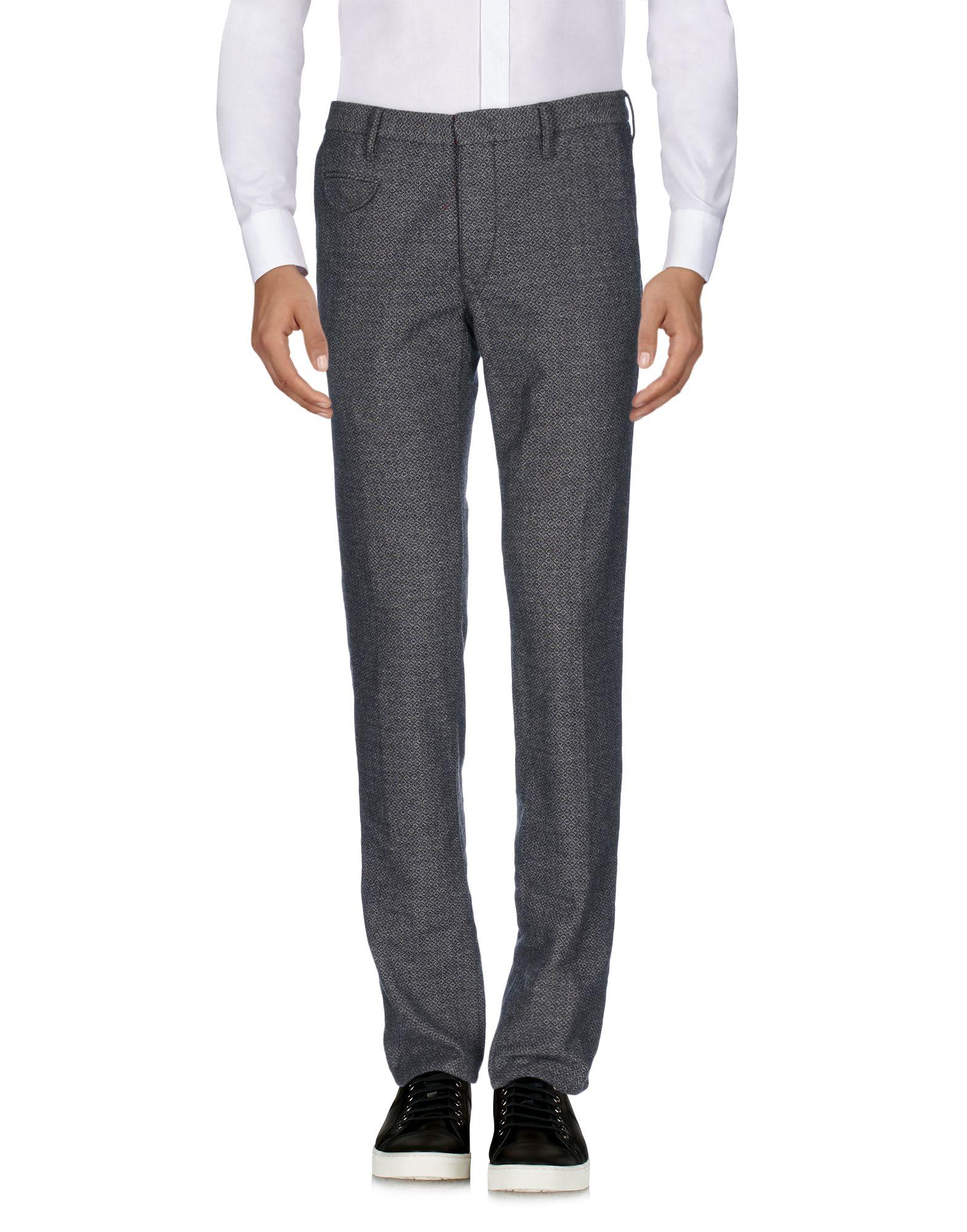Фото INCOTEX Повседневные брюки. Купить с доставкой