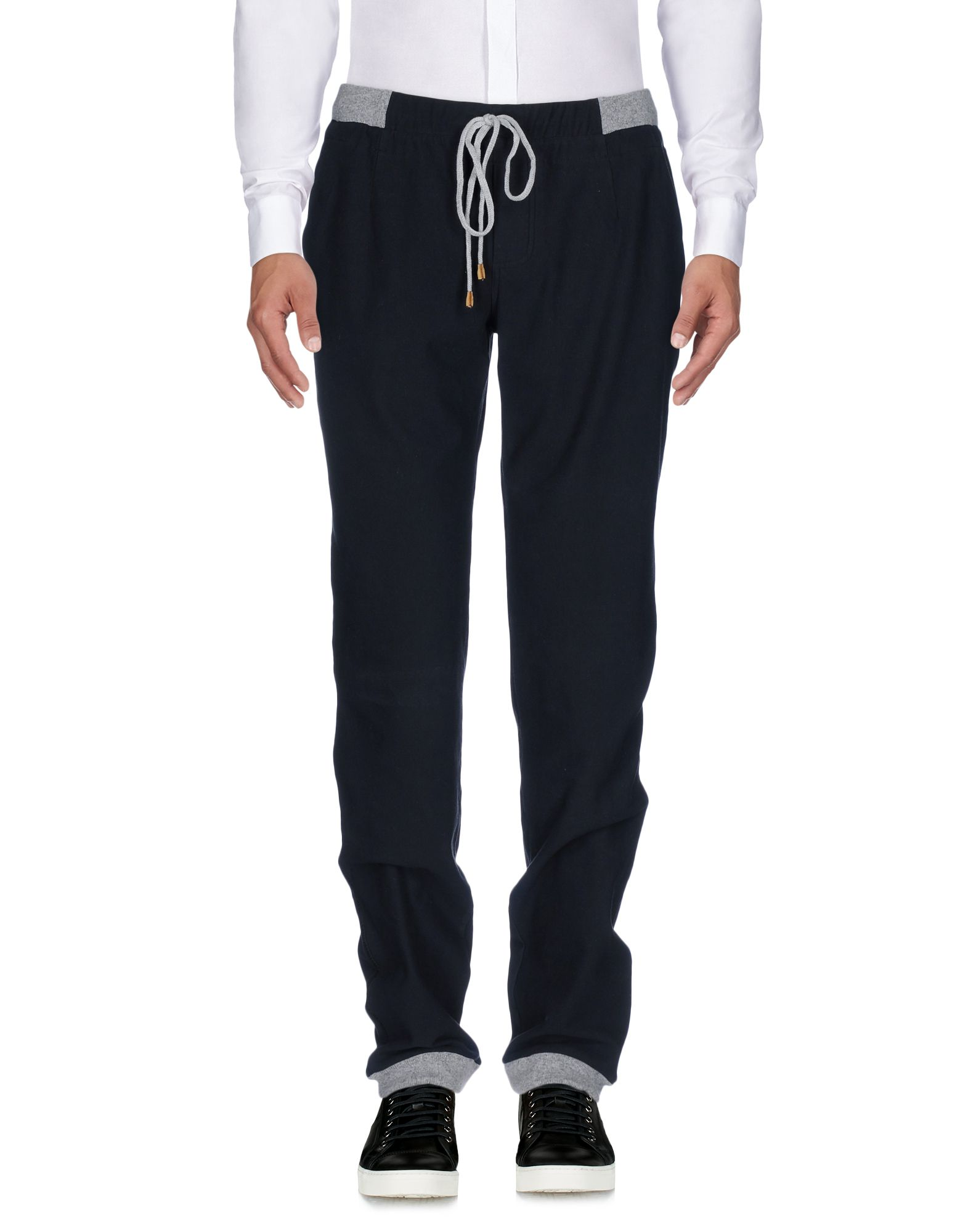 CAPOBIANCO Casual Pants in Black