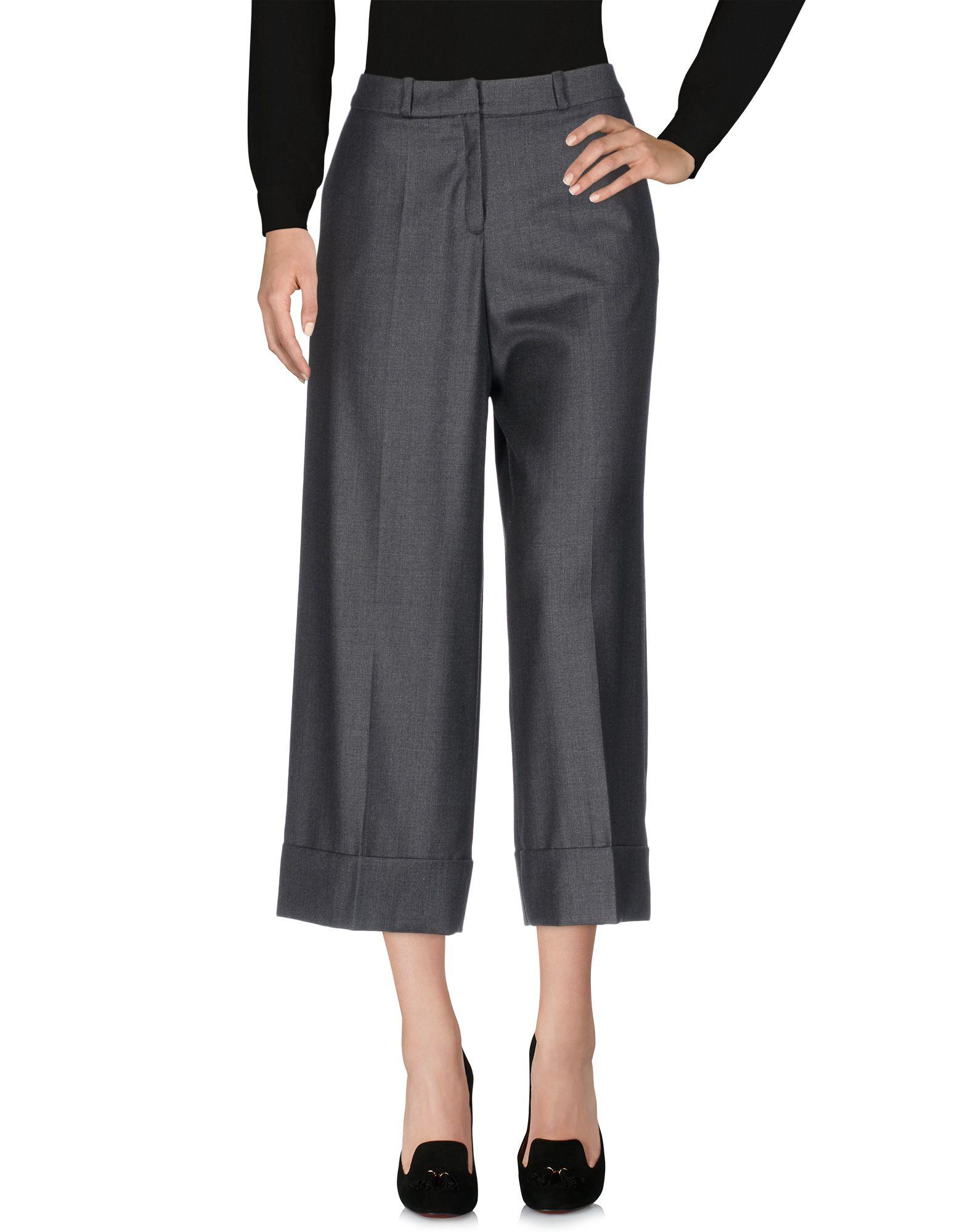 LALA BERLIN Casual Pants in Grey