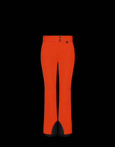 CASUAL TROUSER Orange Category Casual trousers