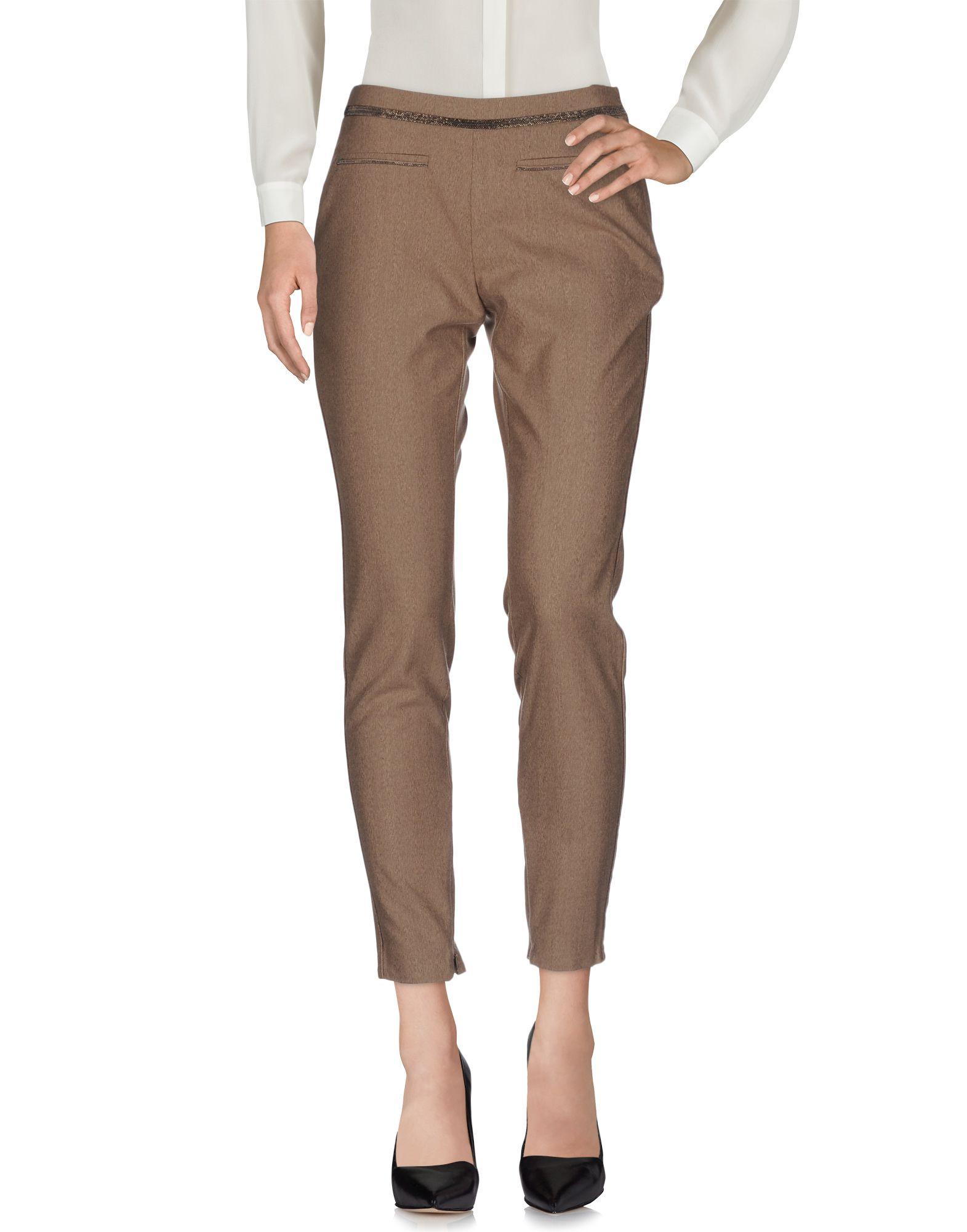 GUSTAV Повседневные брюки брюки gustav брюки