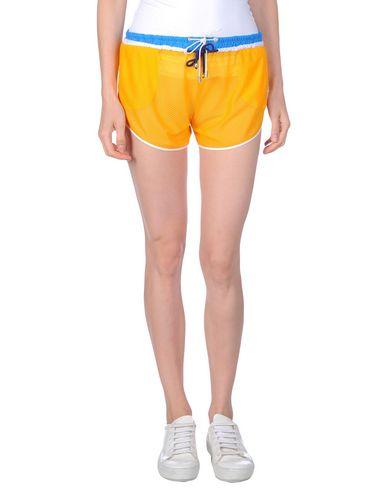 Фото - Повседневные шорты от BOBBY KOLADE оранжевого цвета