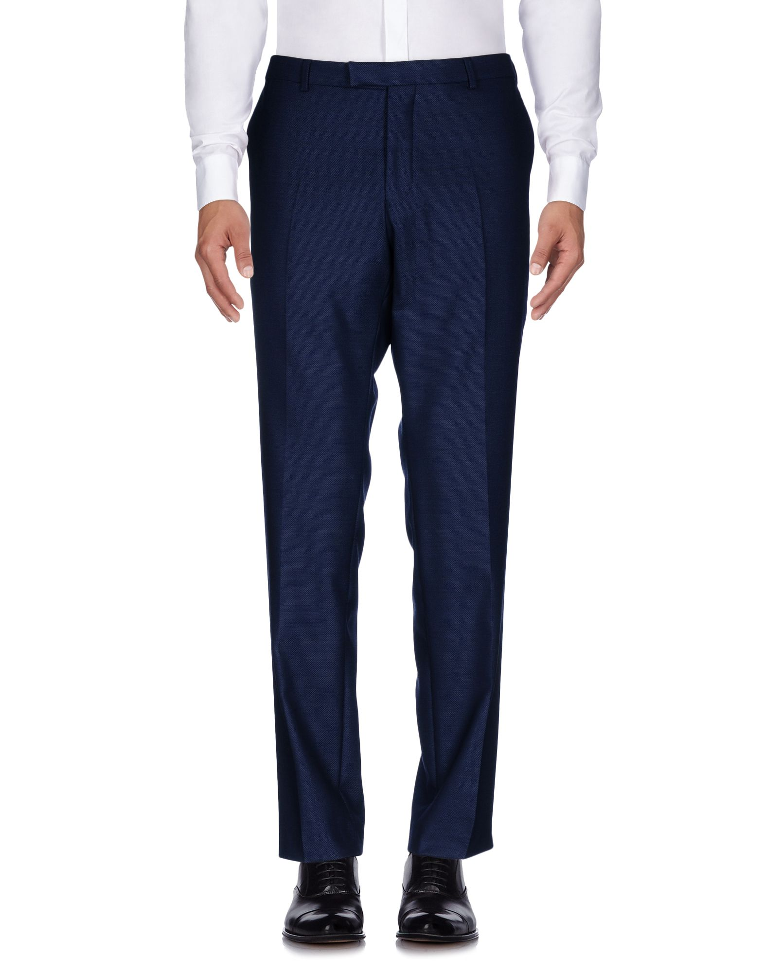 OSCAR JACOBSON Casual Pants in Dark Blue