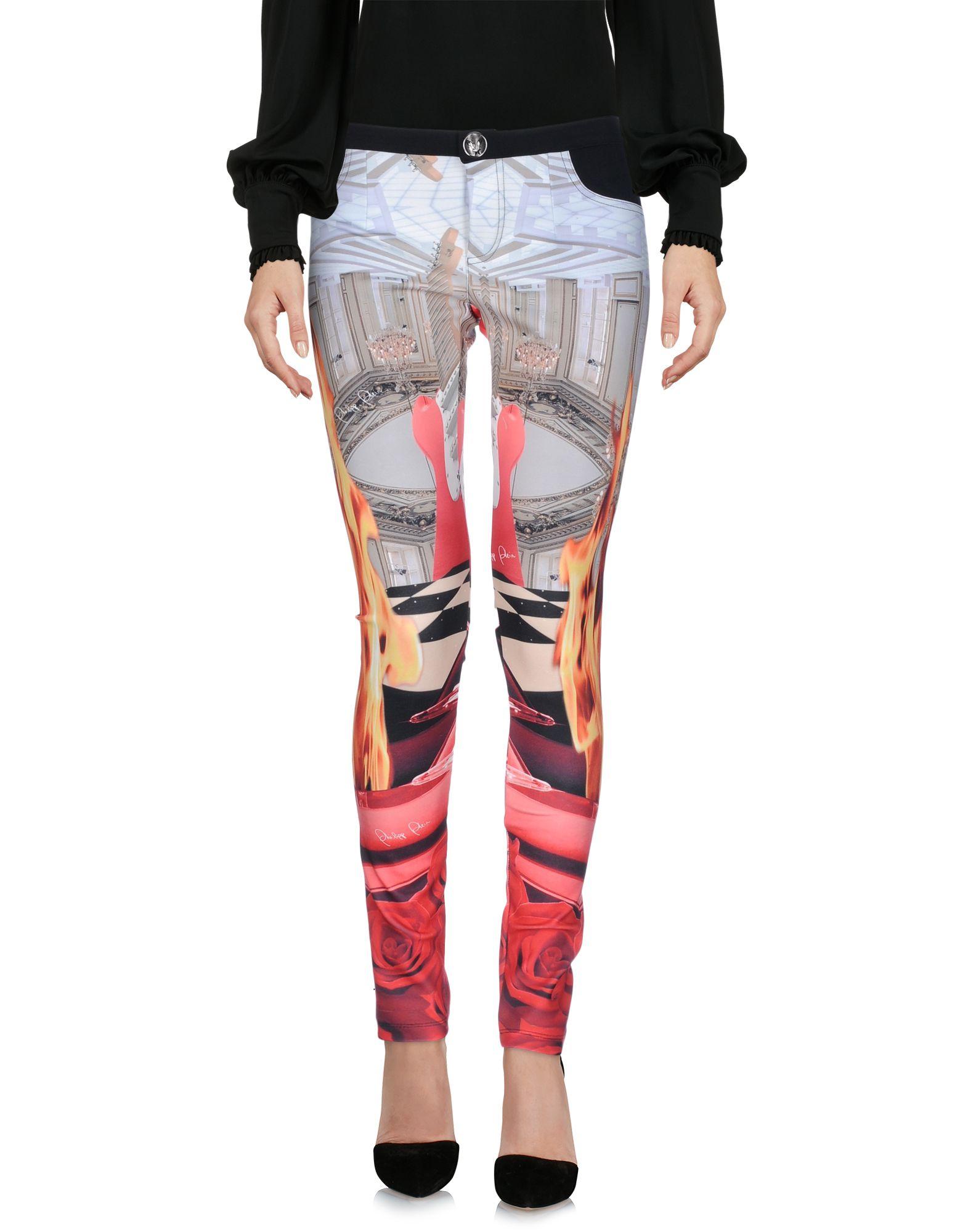 PHILIPP PLEIN Повседневные брюки футболка via montenapoleone philipp plein