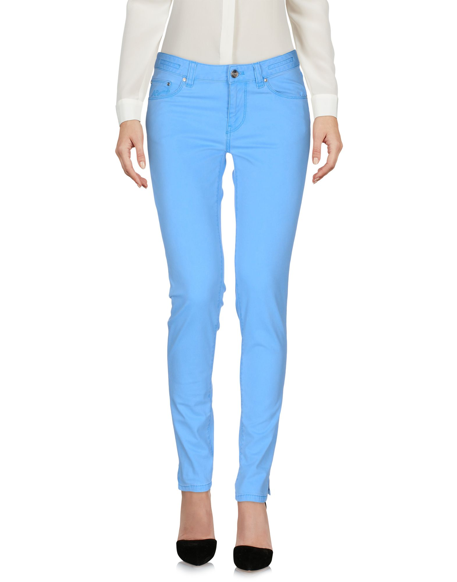 PT0W Casual Pants in Sky Blue