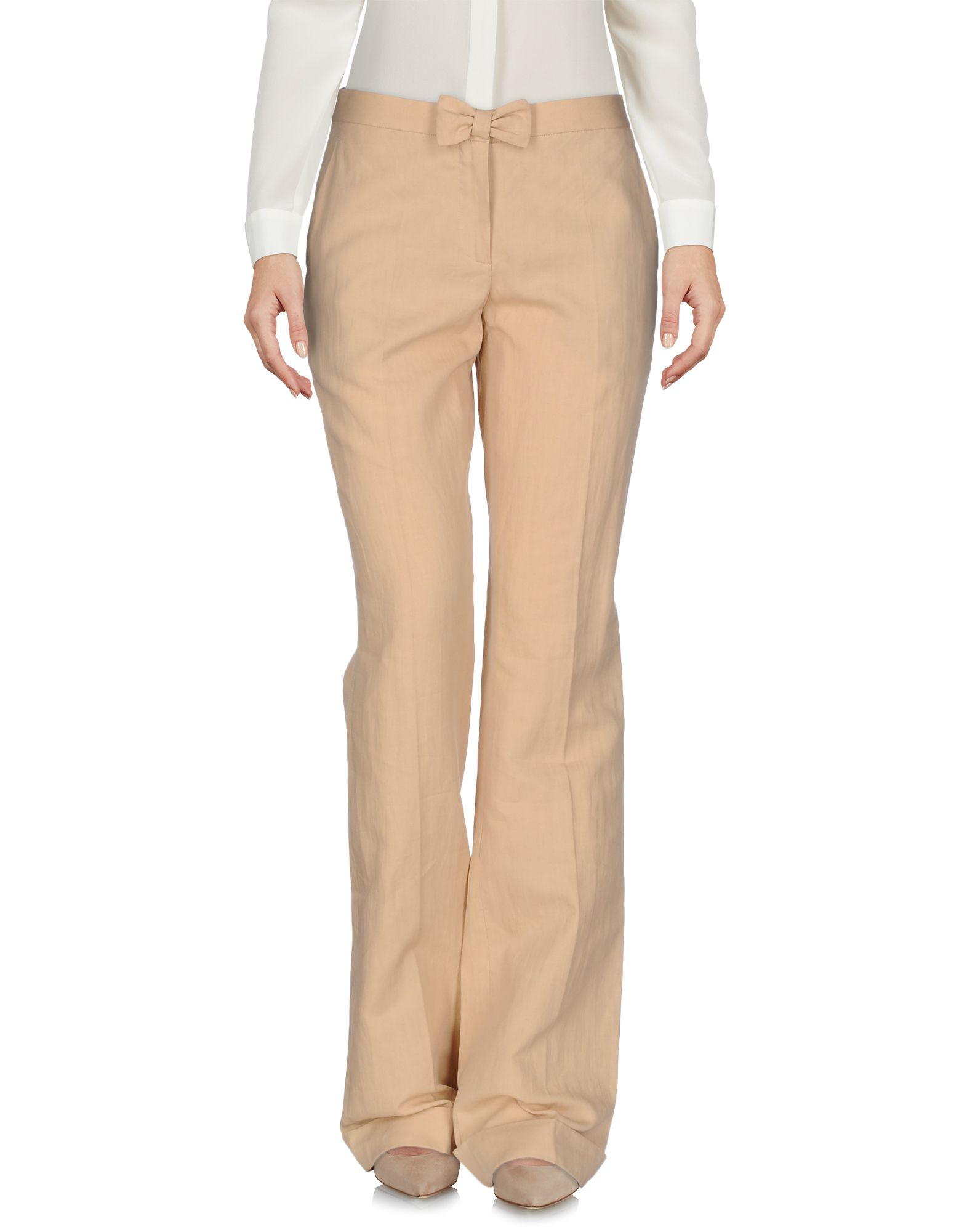 MOSCHINO CHEAP AND CHIC Casual Pants in Sand