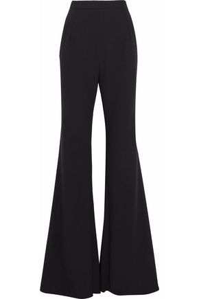 IRIS & INK Rosanna crepe flared pants