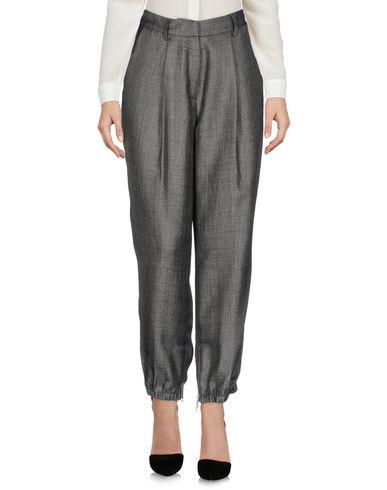 Повседневные брюки GAETANO NAVARRA. Цвет: серый