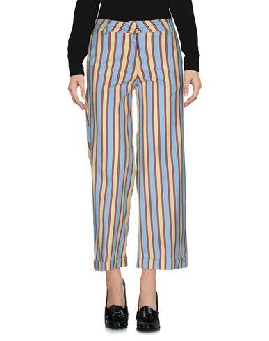 Фото - Повседневные брюки светло-желтого цвета