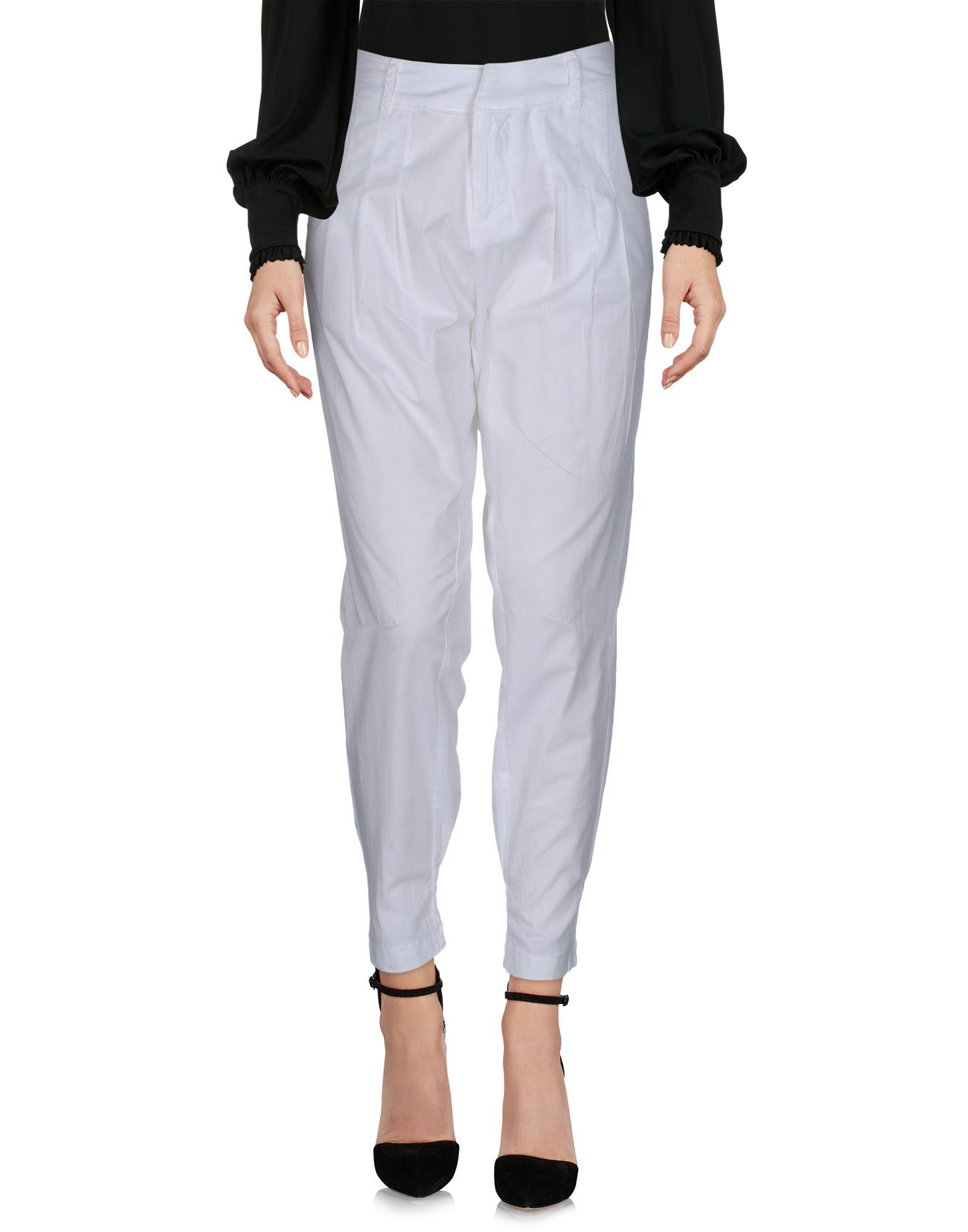 MISS SIXTY Повседневные брюки цены онлайн