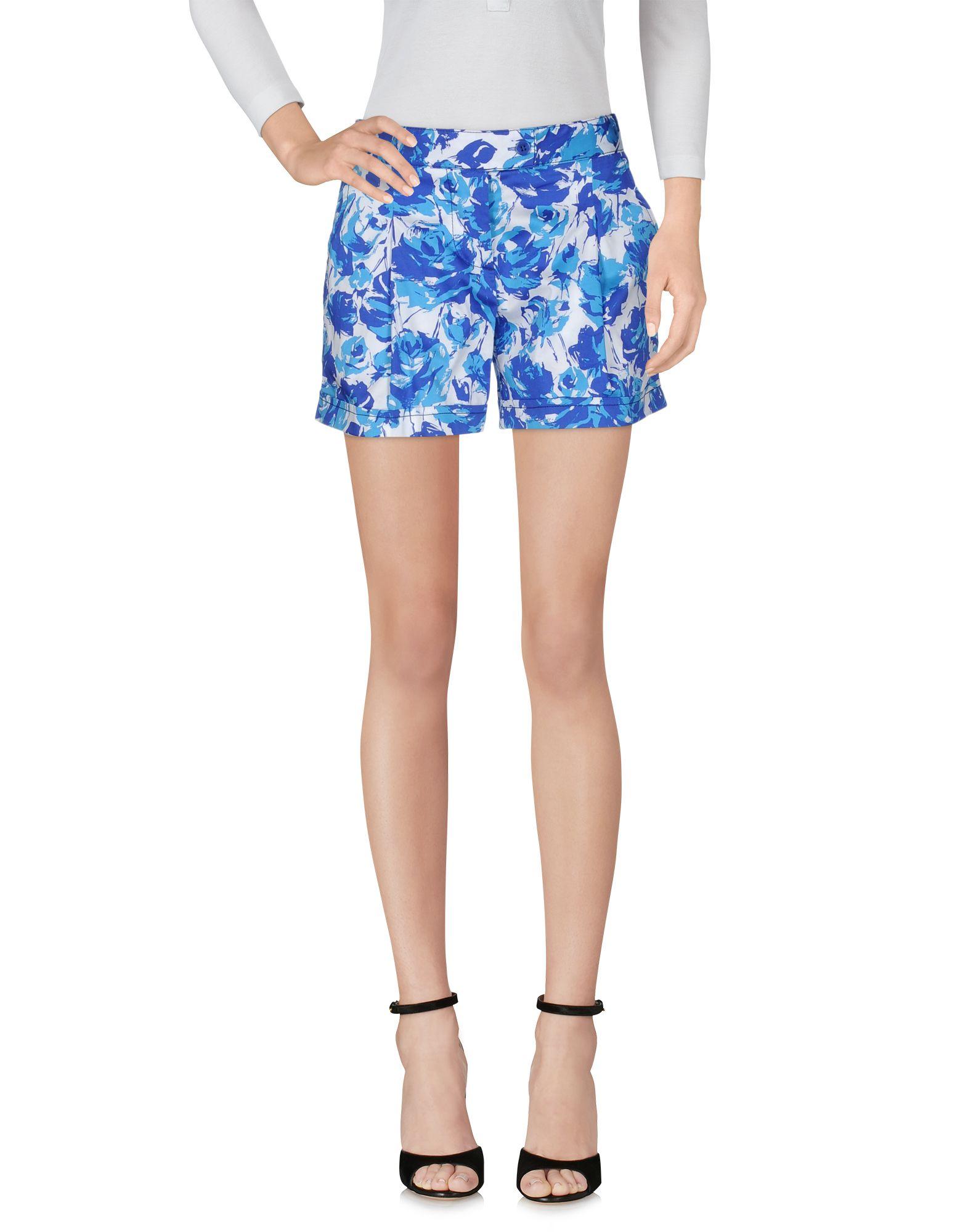 BLUGIRL BLUMARINE Повседневные шорты miss blumarine повседневные шорты