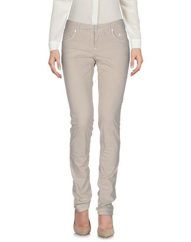 Купить Повседневные брюки от SIVIGLIA DENIM бежевого цвета